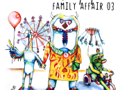V.A. – Family Affair Vol.03 EP – [STEYOYOKE]‏