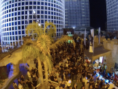 Monochrome –  Azrieli Tel Aviv Rooftop