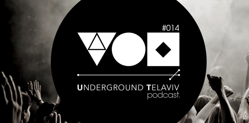 UTA Podcast 014: Sakorka [Electronique NU]