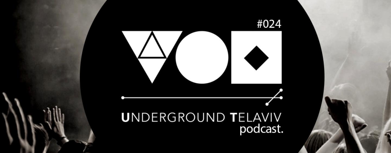 UTA Podcast 024: Thomas Herb [Lossless / Compost Black]