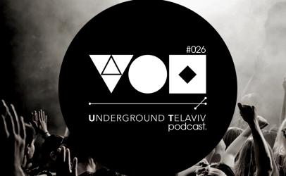 UTA PodCast 026: Shlomi Biton [Click Records / Tunnel FM]