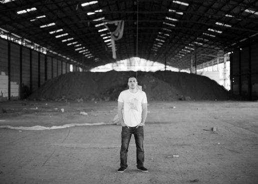 Premiere: Ran Salman – Butterfly [The Soundgarden]